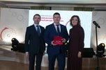 Уссурийский ЛРЗ получил «серебряный локомотив» по итогам работы в 2017 году