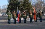 Торжественные мероприятия, посвященные Дню защитника Отечества, прошли в Уссурийске