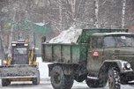 За выходные дни из Уссурийска вывезли свыше 4200 кубометров снега
