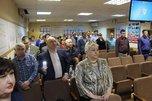 В Уссурийске ветераны транспортной полиции порадовались концерту в их честь