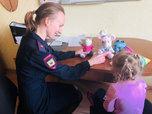 В Уссурийске полицейские вернули родителям потерявшегося четырехлетнего ребенка