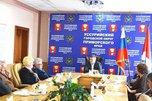 В Уссурийске Евгений Корж встретился с Почетными гражданами в преддверии Дня Победы