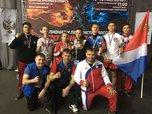 Уссурийские кикбоксеры заняли призовые места на чемпионате России в Томске
