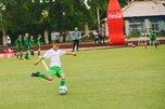 Почти тысячу юных футболистов собрал большой турнир в Уссурийске