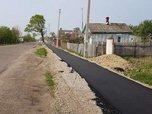 В Уссурийском городском округе продолжаются работы по ремонту тротуаров