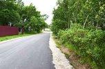 В селе Новоникольск ремонтируют дороги