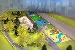 Стало известно, как будет выглядеть парк в Междуречье