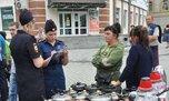 Рейд по местам несанкционированной торговли прошел в Уссурийске