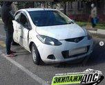 Неожиданный манёвр водителя привёл к ДТП в Уссурийске