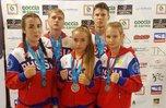 Кикбоксеры из Уссурийска стали серебряными призерами первенства мира