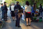 В Уссурийске полицейские и дружинники проводят рейдовые мероприятия в местах уличной торговли
