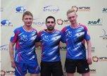 Мужская команда Уссурийска дебютировала в Премьер-лиге чемпионата России по настольному теннису