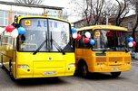 Ключи от новых автобусов для перевозки детей вручили директорам сельских школ УГО