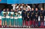 Уссурийские спортсменки взяли «бронзу» в соревнованиях по шорт-треку на международных играх «Дети Азии»