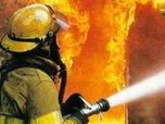 В Уссурийске огнеборцы потушили гараж