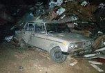 У жителя Уссурийска похитили автомобиль и сдали его на металл