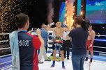 Александр Захаров завоевал звание чемпиона России по кикбоксингу среди профессионалов