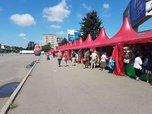 В Уссурийске начала работу выставка-ярмарка белорусских производителей