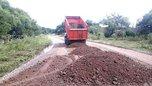 В Уссурийском городском округе восстанавливают дороги после паводка