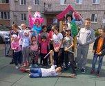 Праздники дворов прошли в различных микрорайонах Уссурийска