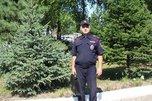 Участковый уполномоченный из Уссурийска Сергей Чупахин претендует на звание «Народный участковый»