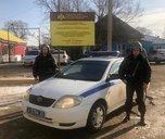 В Уссурийске росгвардейцы обнаружили автомобиль, находящийся в федеральном розыске