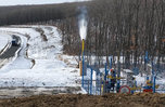 Уссурийск подключили к магистральному газопроводу