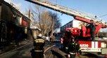 Пожар в офисном здании в Уссурийске локализован