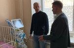Детская больница Уссурийска получила новое диагностическое и лабораторное оборудование