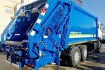 Автопарк спецтехники для вывоза мусора пополнился в Уссурийске