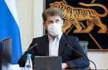 Олег Кожемяко: О послаблении ограничений в Приморье говорить рано