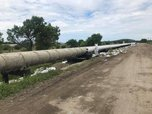 Более километра теплотрассы реконструировали на улице Целинной в Уссурийске