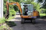 Ремонтные работы ведутся одновременно на 15 городских улицах Уссурийска
