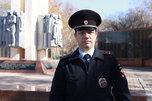Полицейский из Уссурийска стал лучшим участковым Приморского края