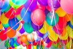 Празднование детского дня рождения
