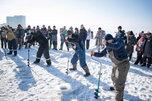 Уссурийская команда рыболовов одержала победу в «Народной рыбалке»