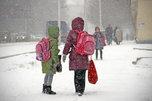 Уссурийские школьники могут остаться дома из-за сильных морозов