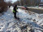 В Уссурийске возбуждено 23 дела против УК за неубранный снег