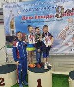 Уссурийские спортсмены приняли участие во всероссийские детские соревнования по бадминтону