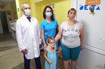 Приморские врачи вылечили девочку, пострадавшую от нападения собаки