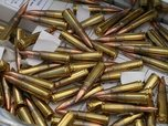 Житель Уссурийска, рыбача, около речки обнаружил 100 патронов