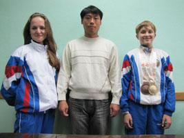 Уссурийские таэквондисты привезли медали из Англии