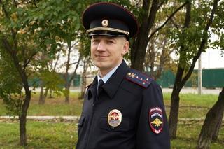 Полицейский из Уссурийска примет участие в финале всероссийского конкурса участковых
