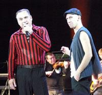 Группа «Лесоповал» дала в Уссурийске юбилейный концерт