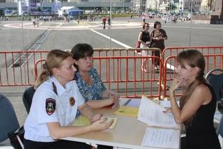 Главный инспектор МВД России проведёт личный прием жителей Уссурийска