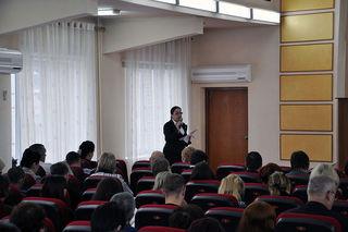 Конференция предпринимателей округа прошла в Уссурийске