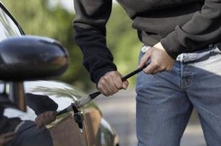 Автоугонщик задержан в Уссурийске