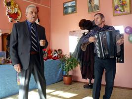 Вечер , посвященный декаде инвалидов, прошёл в ДК «Юность» села Воздвиженка
