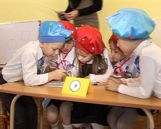 Самые эрудированные пятилетки ходят в 11 детский сад