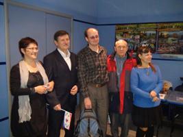 Уссурийские видеорежиссеры-любители получили приз международного фестиваля видеофильмов